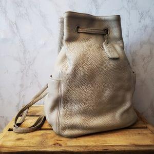 Coach Vintage Drawstring Sling Backpack